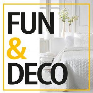 La nueva colección Fun & Deco 2018