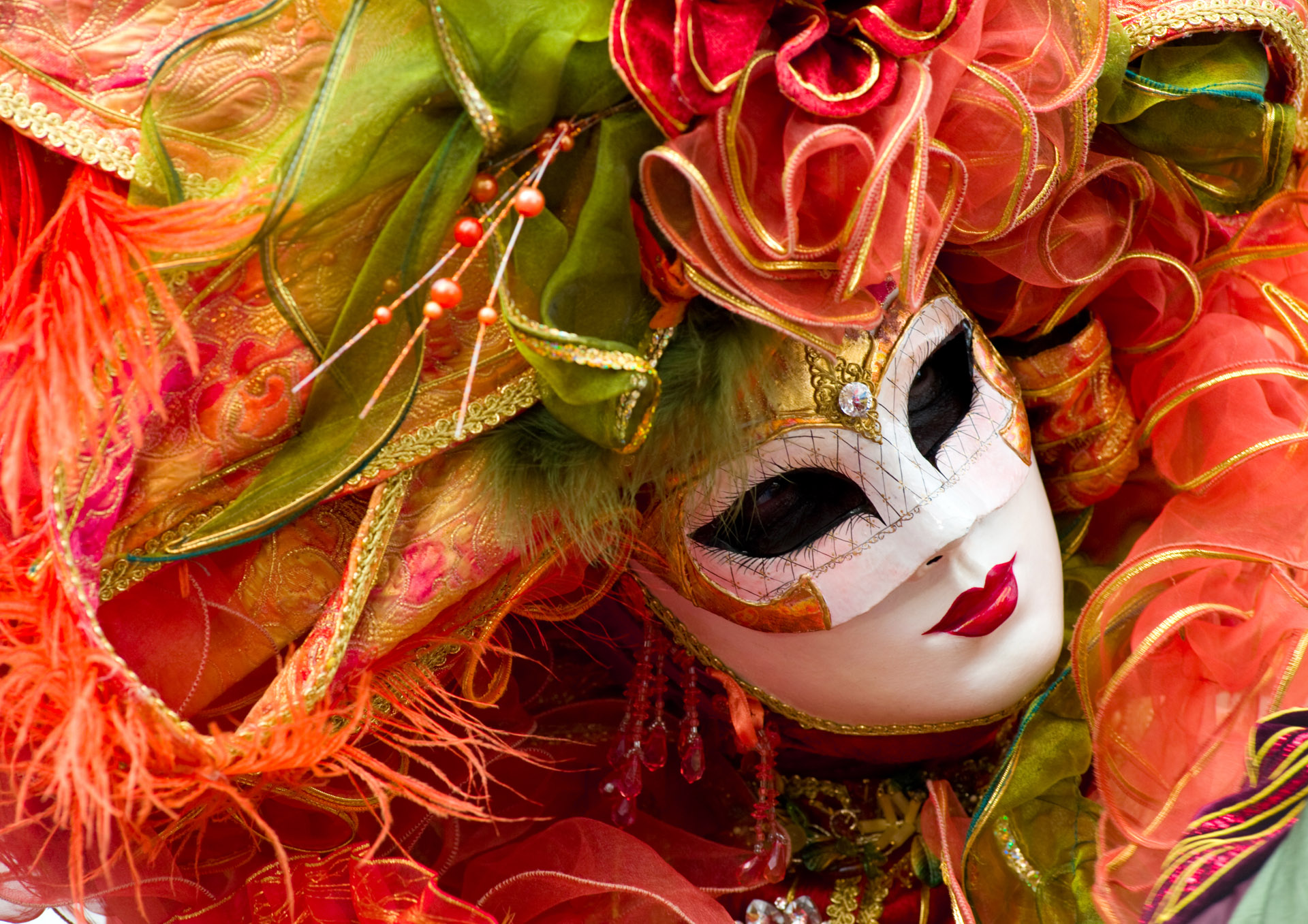 Carnaval en el mundo entero