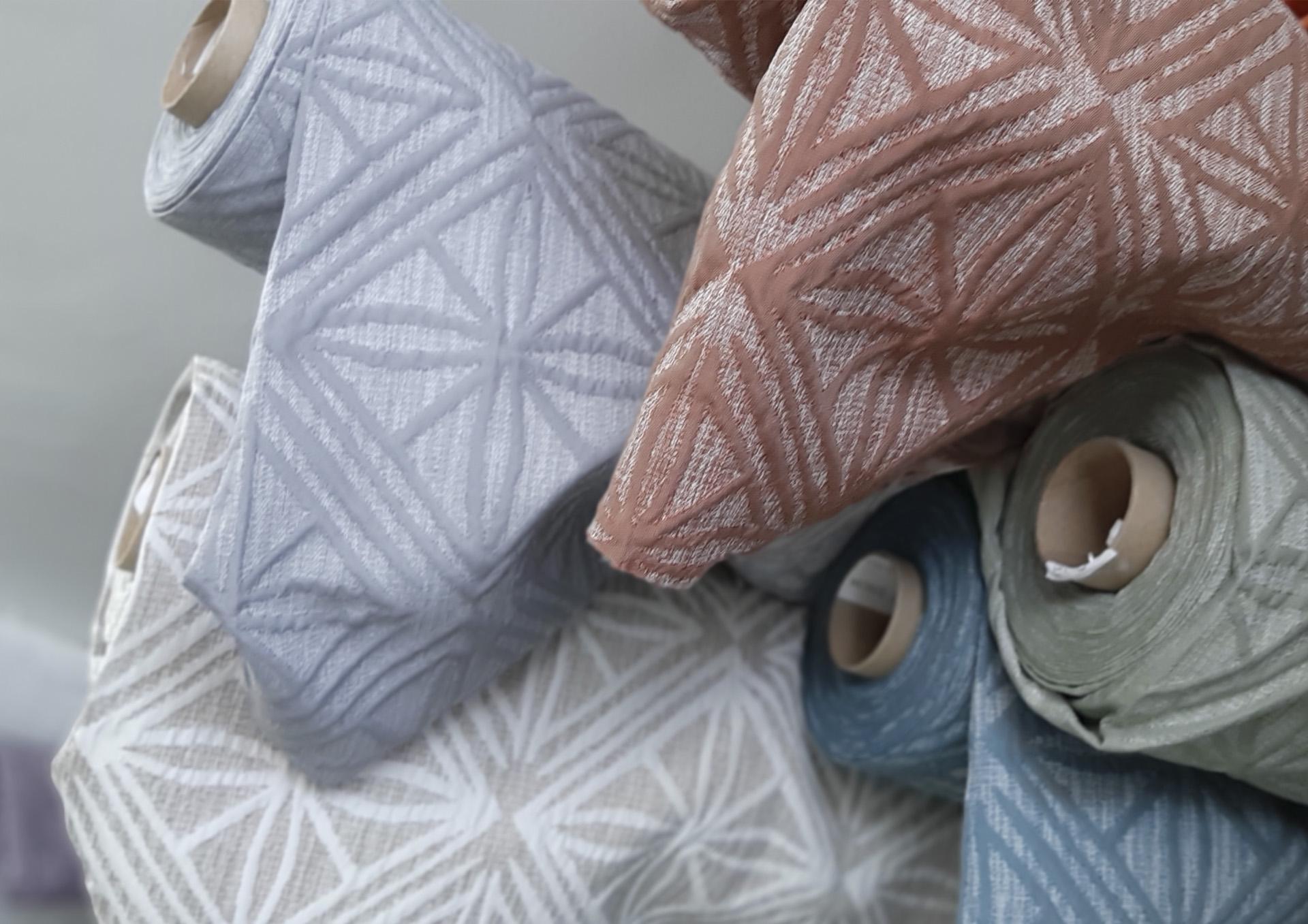 De lino y algodón